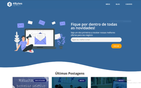 Landing Page 4Site